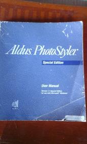 Manual Aldus Photo Styler Special Edition