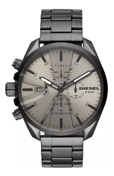 Relógio Diesel Masculino Ms9 Chrono Analógico Dz4484/1cn
