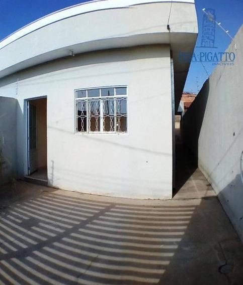 Casa À Venda, 65 M² Por R$ 228.000,00 - Parque Bom Retiro - Paulínia/sp - Ca0071