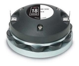 18 Sound Nd1030 Driver De 1 30watts Aes 107db Neodimio