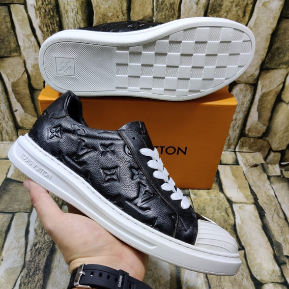 Tennis Sneakers Louis Vuitton, Envío Gratis