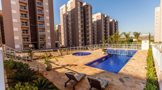Apartamento 58m², 2 Banheiros Com Suíte E Varanda