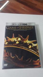 Game Of Thrones, Segunda Temporada Completa