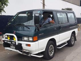 Se Vende Mitsubishi Delica 4x4 Japones En Buen Estado
