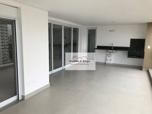 Imagem 1 de 30 de Apartamento À Venda, 145 M² Por R$ 1.300.000,00 - Bosque Maia - Guarulhos/sp - Ap2067