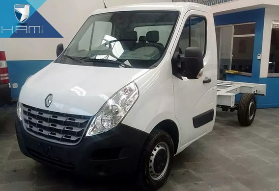 Renault Master Chassi L2h1 2020