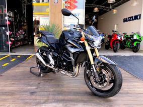 Suzuki Gsr-750 2015/2016 - Preto