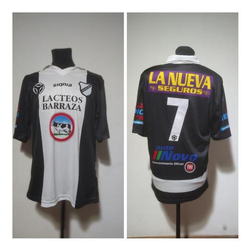 Camiseta All Boys Suplente 2010/11 Agustín Torassa