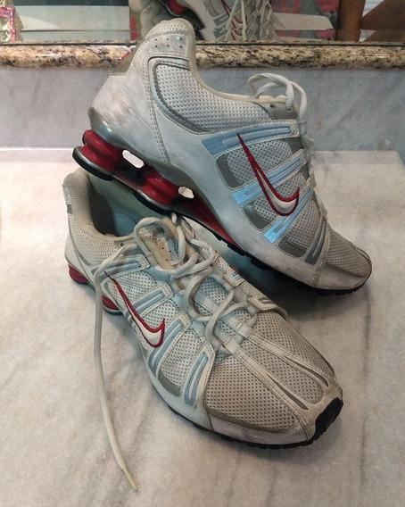 Tênis Nike Shox Turbo Sl Original Usa Retro Colecionador
