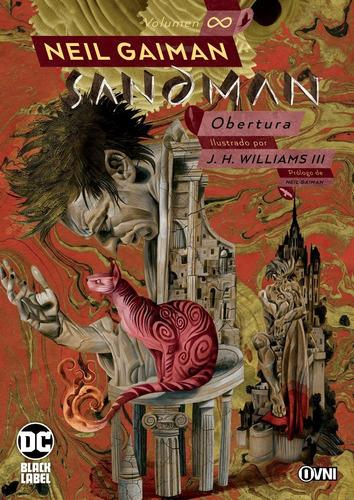Imagen 1 de 1 de Cómic, Dc, Sandman: Obertura Ovni Press