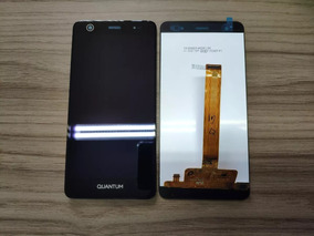 Tela Touch Frontal Display Lcd Quantum Muv Up Q13