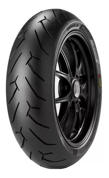 130/70-17 Pirelli Diablo Rosso Ii 62h- Radial - Fazer 250