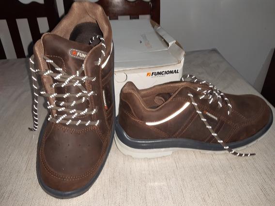 Zapato De Seguridad Funcional Horizon N° 43 Impecable!!!!!!!