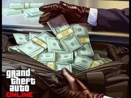 Dinheiro Gta V Online 5.000,000 Xbox One