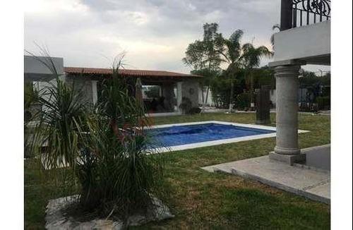 Exclusiva Residencia Amueblada Con Alberca, En Renta Jurica Querétaro