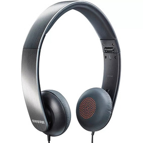 Fone De Ouvido Shure Original Headphone Estudio Dj Srh145