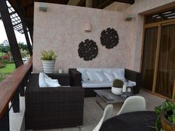 Penthouse En Los Altos De 230m2, Casa De Campo