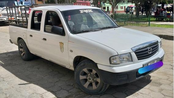 Mazda Doble Cabina Sencilla Negociable