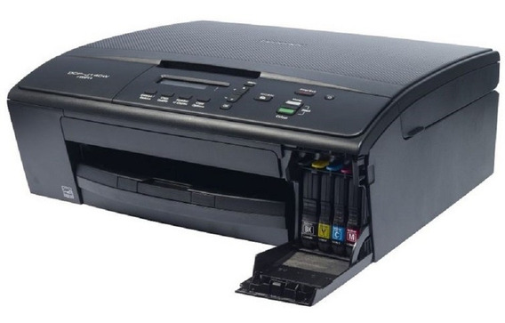 Multifuncional Color Brother-dcp-j140w