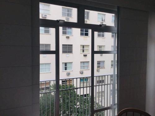 Imagem 1 de 10 de Apartamento À Venda, 3 Quartos, 1 Suíte, Copacabana - Rio De Janeiro/rj - 1006