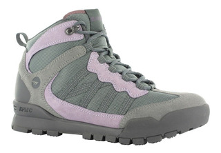 Botas Trekking Hi-tec Sequoia Wp Mujer W Impermeables