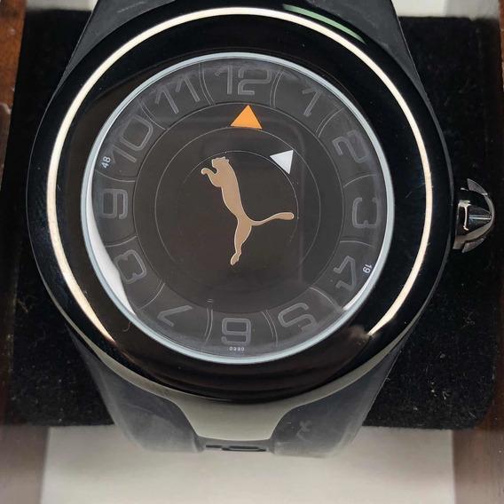 Relógio Puma / Masculino / Preto / Esportivo