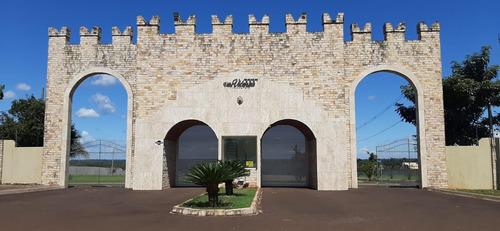 Imagem 1 de 4 de Terreno À Venda, 360 M² Por R$ 48.000,00 - Condomínio Horizontal Fechado Villa Vicenza - Foz Do Iguaçu/pr - Te0450