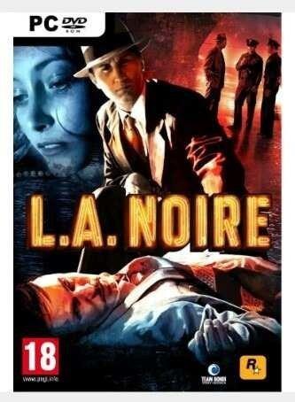 L.a Noire Pc Steam Key Código Digital Original Envio Rápido