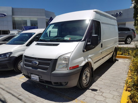 Ford Transit 2.2 Van Larga Aa Custom Mt