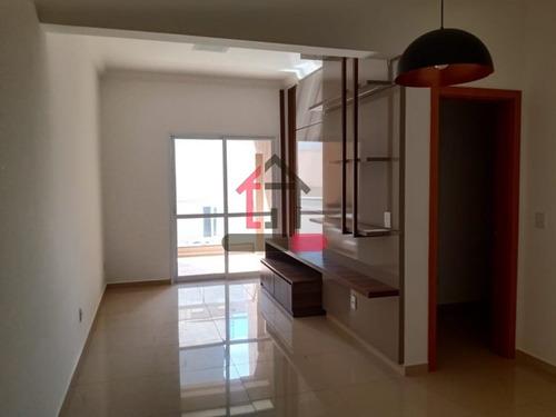 Edifício Walter Valério - Apartamento A Venda No Bairro Jardim Botânico - Ribeirão Preto, Sp - Hs-12