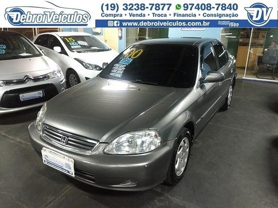 Civic Lx - Completo 2000
