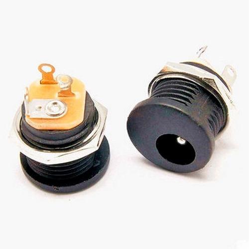 Jack Dc 2.1mm Para Pedales De Efectos.