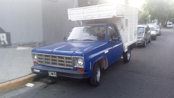 Chevrolet C10 Modelo 74 C/gnc Y Caja Mudancera