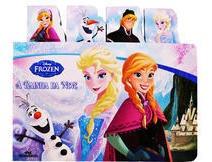 Imagem 1 de 1 de A Rainha Da Neve - Disney Frozen 5 Em 1