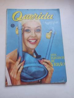 Revista Querida Nº 185 - Rge - Fev/1962 - Cinema / Moda