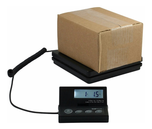 Balanza Peso Digital Industrial 50kg X 2g + Adaptador 110v