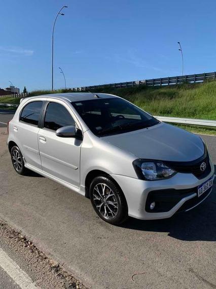 Toyota Etios 1.5 Xls At 2019