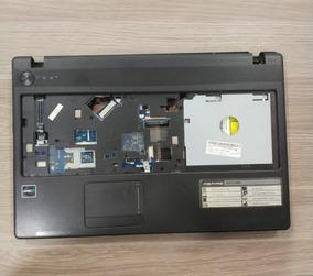 Peças Acer Aspire 5252-v496 Carcaça Inf E Sup Drive Leia