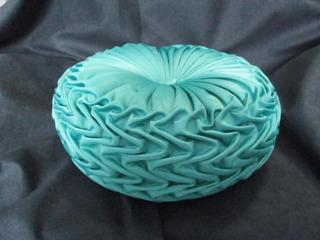 Cojín Decorativo Redondo Modelo Wave