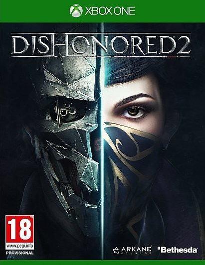 Dishonored 2 Mídia Fisica Novo Lacrado Português 12x Iguais