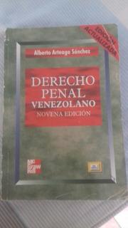 Libro Derecho Penal Venezolano