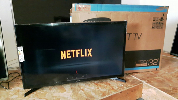Tv Led Smart Tv Com Wifi, 32 Samsung Un32j4300