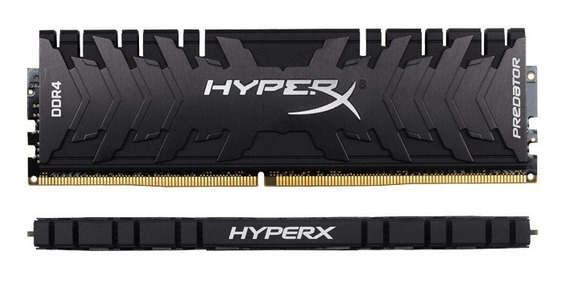 Memoria Pc Ddr4 Hyperx Predator 8gb 2666mh Fury Gamer Hi End