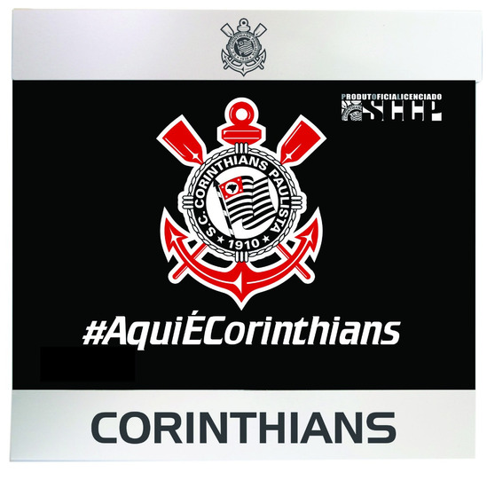 Porta Retrato: Corinthians
