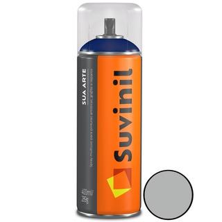 Tinta Spray Alumínio 400 Ml - Suvinil 54646328