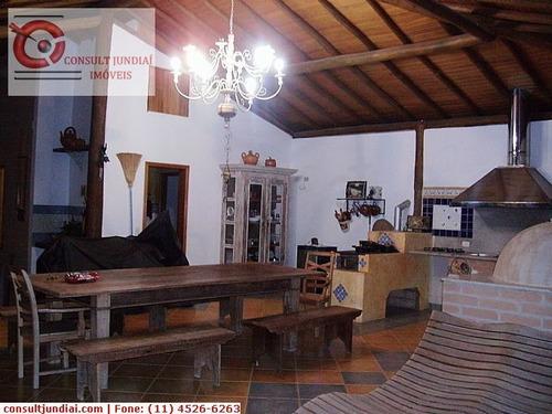 Imagem 1 de 29 de Casas Em Condomínio À Venda  Em Jundiaí/sp - Compre O Seu Casas Em Condomínio Aqui! - 146458