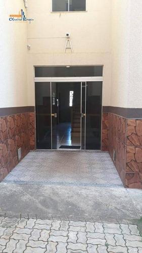 Apartamento Com 2 Dormitórios À Venda, 51 M² Por R$ 170.000,00 - Vila Goiás - Anápolis/go - Ap0399