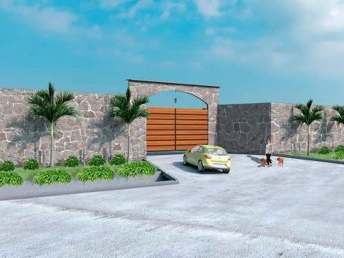 Terrenos En Cuernavaca, Facilidades De Pago