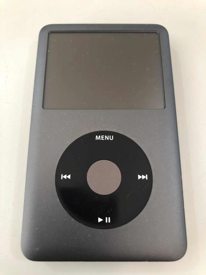 iPod Classic Apple 160gb Black A1238 7 Geração iPod Usado