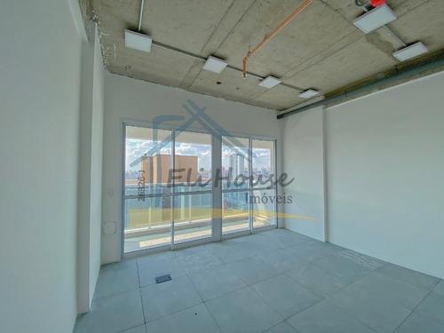 Eli House Imóveis - 26326-j   Sala Comercial 36,87 M² - Centro De São Bernardo Do Campo /sp - Sa00118 - 69389860